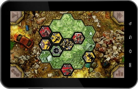 Neuroshima Hex for Android
